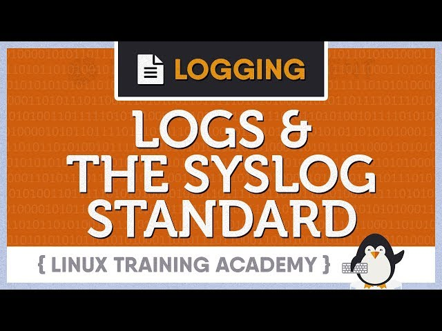 Linux System Logs and the Syslog Standard