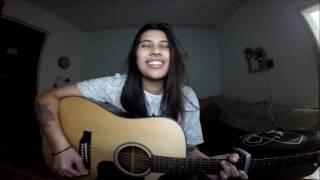 Ana Gabriela - Coisa Linda (cover) Tiago Iorc