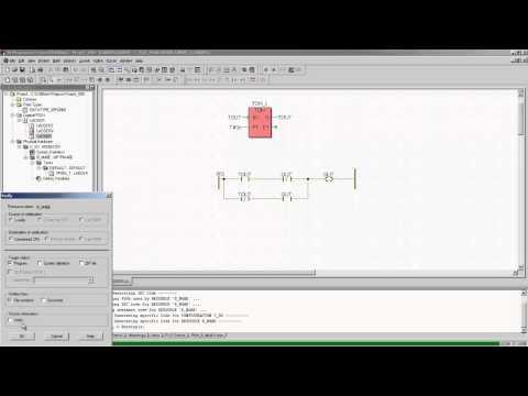 FUJI Electric MICREX-SX - Modyfikowanie programu on-line