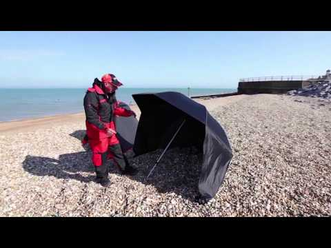 Alan Yates Helps With Choosing The Right Shore Fishing Shelter From TF Gear