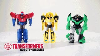 Transformers: Robots in Disguise - World of Transformers