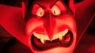 Hotel Transylvania Trailer 2 - 2012 Dracula Movie - Official [HD]