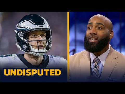 DeAngelo Hall gives Nick Foles, Eagles a 'slim chance' to defeat the Saints | NFL | UNDISPUTED