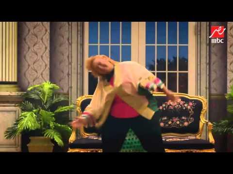 MBC مصر- دخول ويزو  مسرح مصر برقصة مجنونة