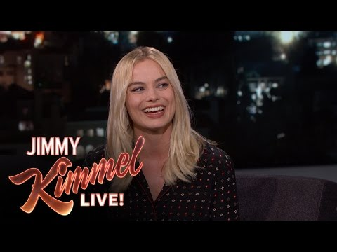 Thumbnail: Margot Robbie's 24 Hour Party