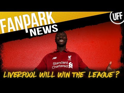 KEITA SAYS LIVERPOOL WILL WIN THE LEAGUE | FanPark News Ft. Adam Charles & The Football Banter Show