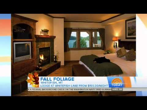 See The Lodge At Whitefish Lake On NBC's Today Show