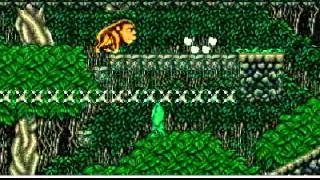 Toki (JuJu Densetsu) - One life completed Full Gameplay (Sega Genesis/Mega Drive)