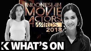 What's On: Marsha Timothy dan Putri Marino Bersaing di IMA Awards 2018