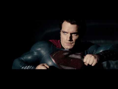 Man Of Steel - Kal-El Save Lois