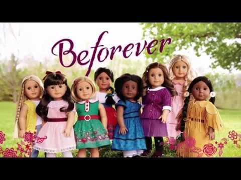 Introducing BeForever | @American Girl