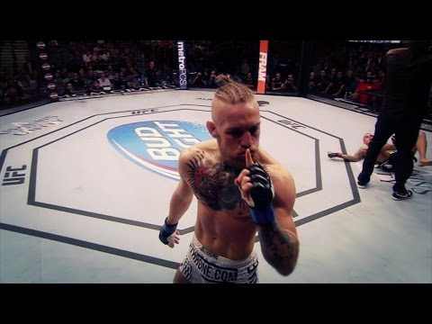UFC Fight Night - Conor McGregor vs Dennis Siver