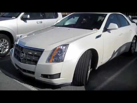2009 cadillac cts 3 6 direct injection start up engine. Black Bedroom Furniture Sets. Home Design Ideas