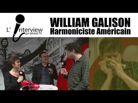 2018 01 18 L'interview   de Stéphanie Roche et William Galison