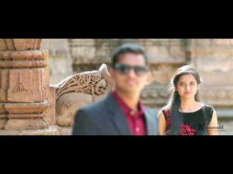 megha & mehul (humsafar song)Pre-wedding song by saurabh photography