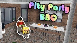 Pity Party BBQ! Hard Knock Life #17 (fr) Roblox - BloxBurg