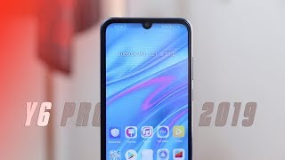 Huawei Y6 Pro 2019 Unboxing Review in Bangla