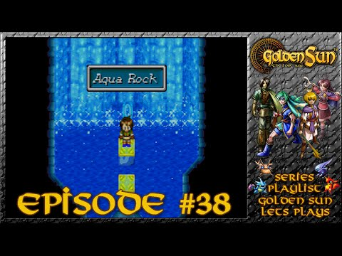 Golden Sun: The Lost Age - Aqua Rocks Exterior - Episode 38