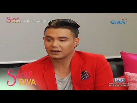 Sarap Diva: Paolo Ballesteros, the King of Makeup Transforma
