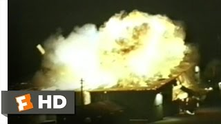 Hangar 18 (9/9) Movie CLIP - Hangar Destruction (1980) HD