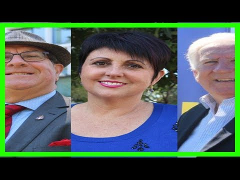 Breaking News | 'people deserve better': the dumped mps seeking another chance on your local council