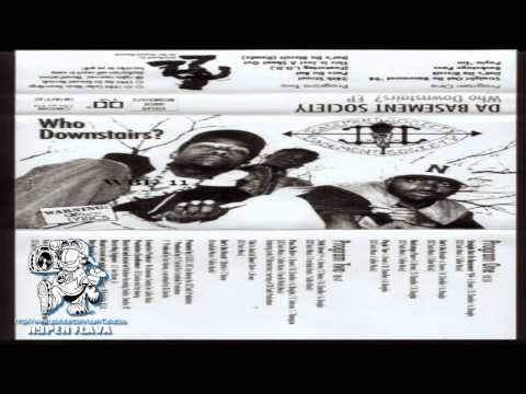 Da Basement Society - Who Downstairs (Full Cassette, EP) (1994)