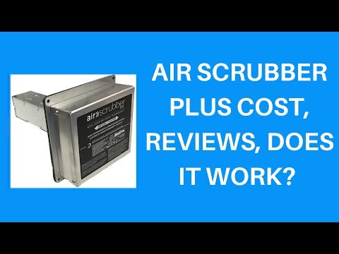 Air Scrubber Plus Cost, Reviews, Does it Work?