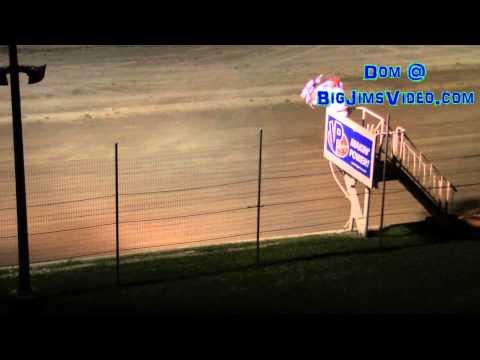 Penn Can Speedway 7-4-14 Highlights!