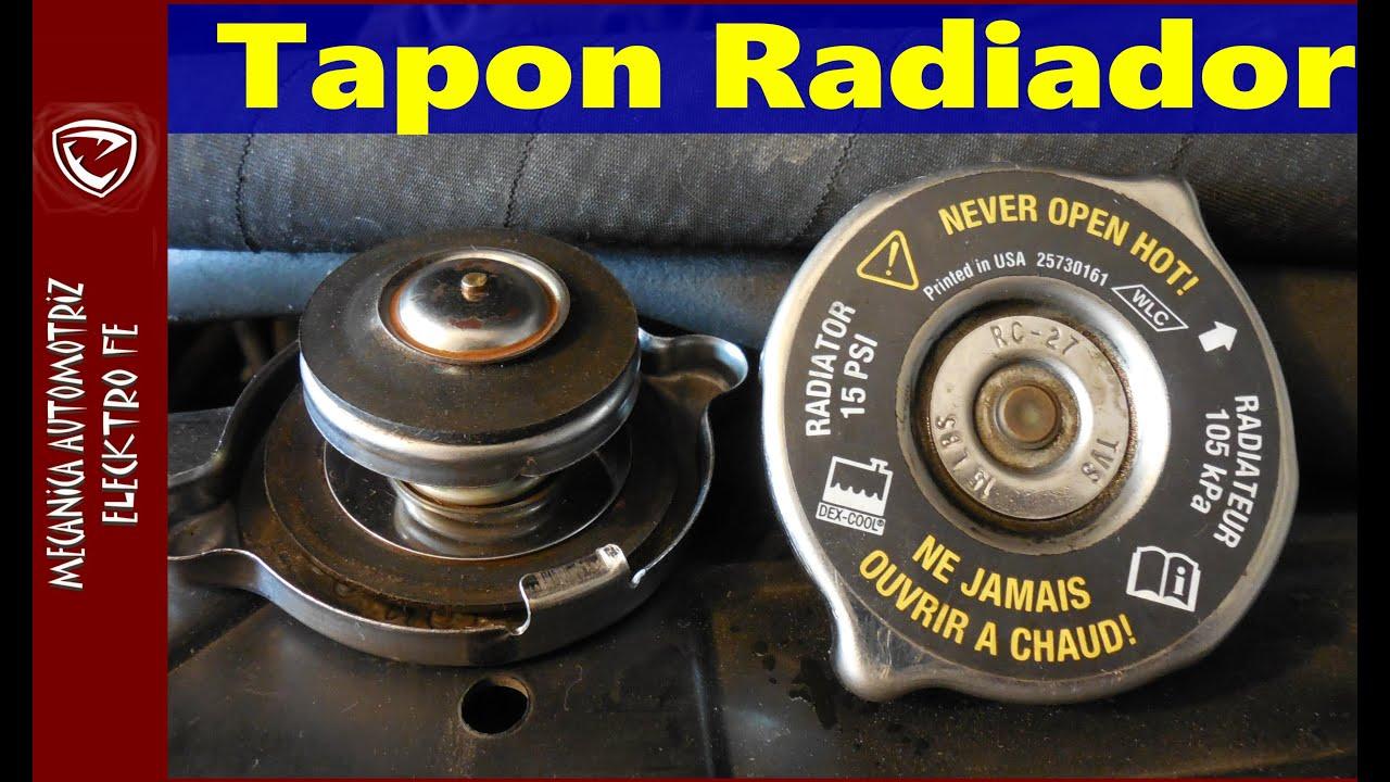 Subaru Premium 2014 >> Tapon del radiador (fallas y funcionamiento) version Extendida - YouTube