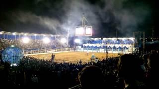 Abertura do Rodeio - 49ª FAPI Ourinhos - Com o locutor Boca de Vulção thumbnail
