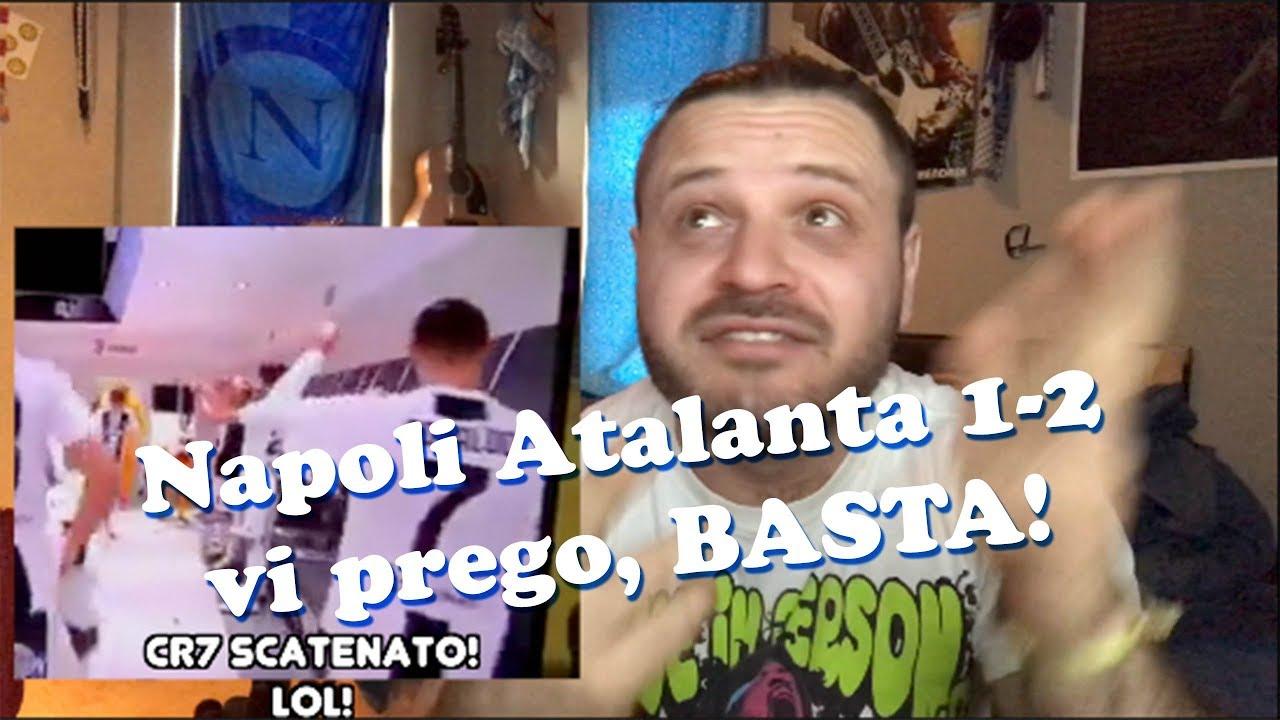 Download Non salvo nessuno! (Napoli Atalanta 1-2)