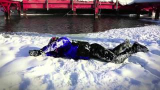 Snowmobile Ed: What To Do When You Fall Through Ice
