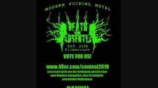 DEATH IN ABSENTIA - THE HATE TO THE CORE