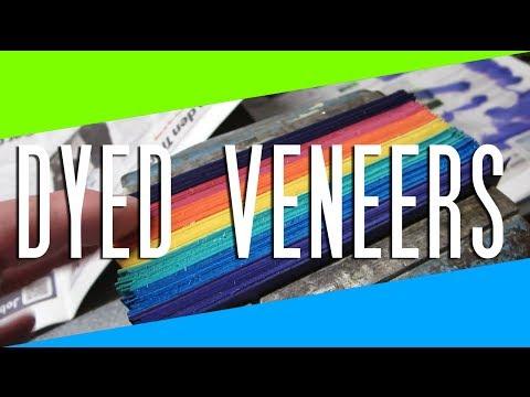 DYED VENEERS (5.25.14 - Day 1300)