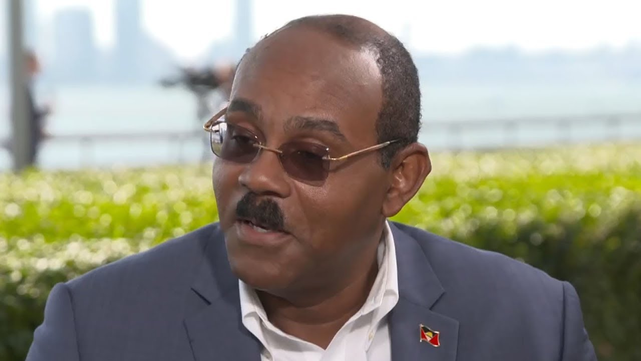 (October 21, 2019) The Heat: Sierra Leone, Antigua and Barbuda, climate change Pt 2