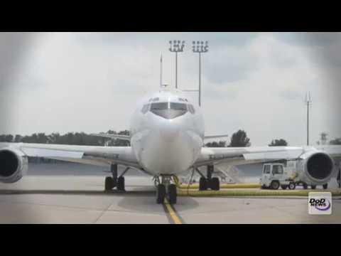 A Tornado Left the USAF With Only One Active E-4B