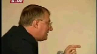 Vojislav Seselj i Zoran Djindjic  (Javni politicki duel iz 1998.)