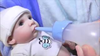 Real Reborn Baby Unboxing Lana Gets a NEW Lifelike Reborn BABY Doll