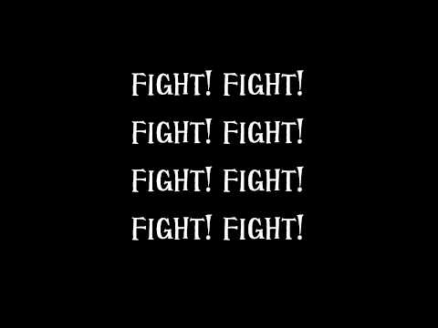 Marilyn Manson - The Fight Song Lyrics