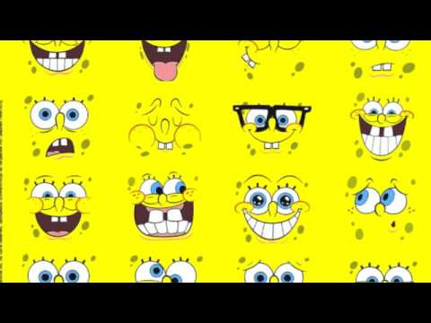 Doing the Sponge (Spongebob)
