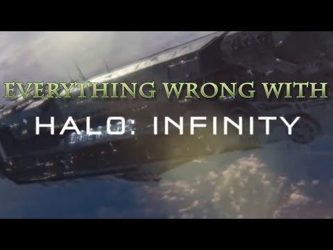 EVERYTHING WRONG with HALO: INFINITY - For TRUE Halo Fans!
