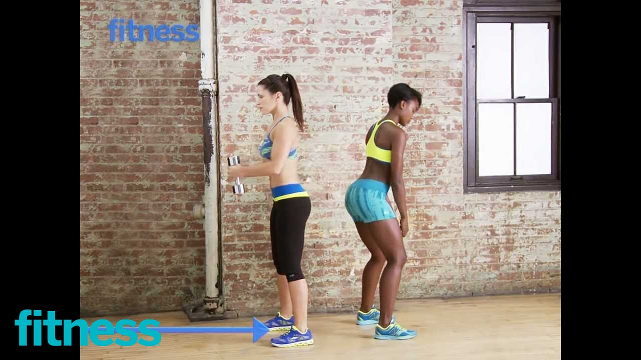 Full Body Workout with a Partner | Fitness