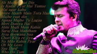 Best Of Sonu Nigam   Non Stop Superhit Songs   Sonu Nigams hits Songs   YouTube 360p