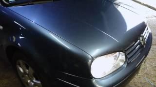 Phares Automatique Golf 4