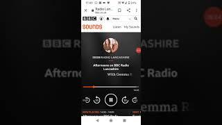 Interview with BBC Radio