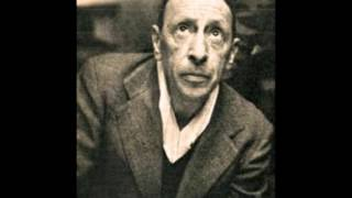 Richter and Boulez play Stravinsky Capriccio