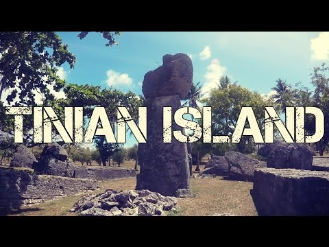 Travel to Tinian Island in the Northern Mariana Islands (GO PRO 3+)