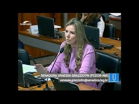 Votações - TV Senado ao vivo - CAS - 18/04/2018