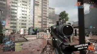 Battlefield 4: Funny Fails episode 1