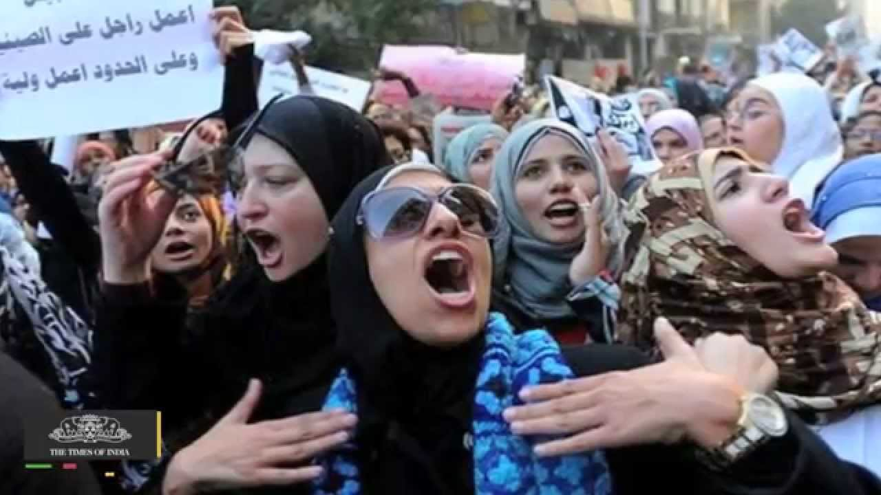 92% Of Muslim Women In India Want Oral Triple Talaq To Go ... Arab Spring Violence